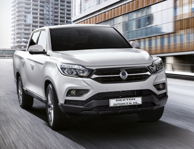 SsangYong Rexton Sports XL